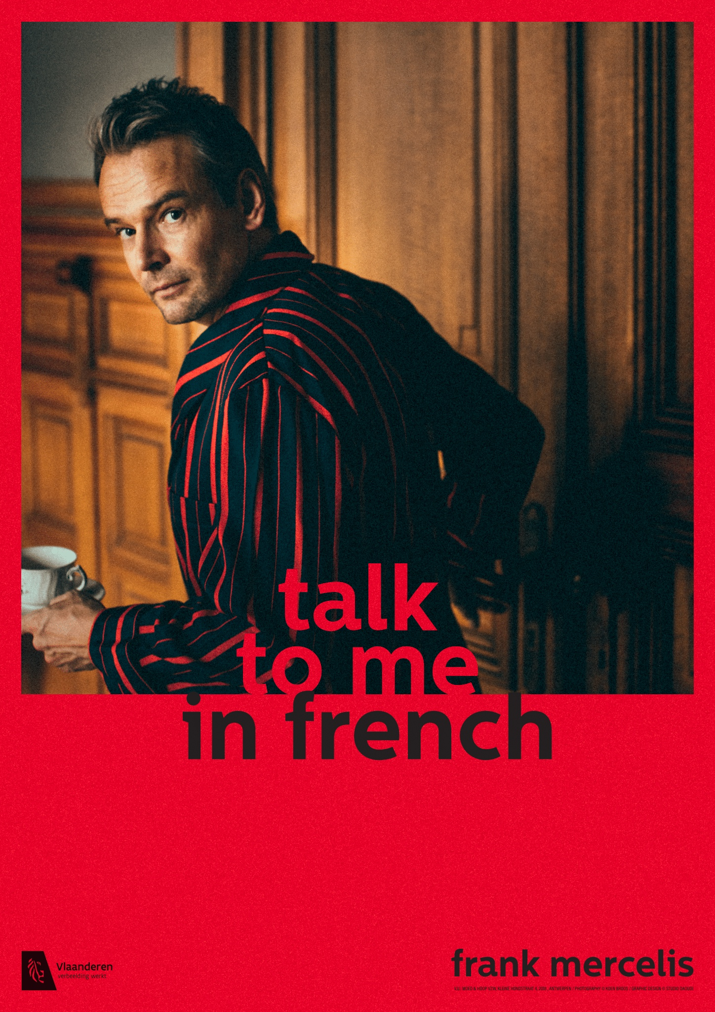 Talk to me in French - Poster